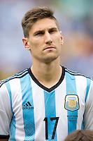 Federico Fernandez of Argentina