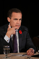 November 8, 2012 - Montreal, Quebec, CANADA -MARK J. CARNEY, GOVERNOR OF THE BANK OF CANADA, PRESENTS THE ECONOMIC DEVELOPMENTS AND THE CONDUCT OF MONETARY POLICY  before the Canadian Club of Montreal.