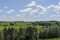 Abravatal bei Sabile, Lettland, Europa