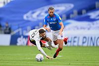 Portsmouth vs Oxford United 03-07-20