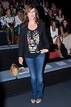 03.09.2012. Celebrities attending the Sita Mur fashion show during the Mercedes-Benz Fashion Week Madrid Spring/Summer 2013 at Ifema. In the image Belinda Washington (Alterphotos/Marta Gonzalez)