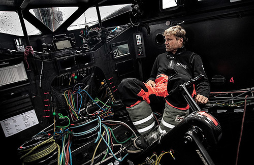 Alex Thomson on Hugo Boss