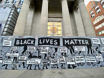 """Steve """"ESPO"""" Powers' Black Lives Matter mural"""