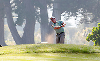 Joshua Morris during the New Zealand Amateur Golf Championship, Poverty Bay Golf Course, Awapuni Links, Gisborne, Friday 23 October 2020. Photo: Simon Watts/www.bwmedia.co.nz