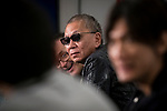 Japanese director Takashi Miike during press conference at Sitges Film Festival in Barcelona, Spain October 14, 2017. (ALTERPHOTOS/Borja B.Hojas)