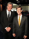 Helg Haldorsen and Steve Balint at the OTC Annual Dinner at the George R. Brown Convention Center Sunday April 29,2012. (Dave Rossman Photo)