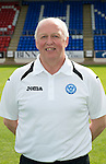 St Johnstone FC Season 2012-13 Photocall.Atholl Henderson, Community Coach.Picture by Graeme Hart..Copyright Perthshire Picture Agency.Tel: 01738 623350  Mobile: 07990 594431