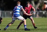 Kings College 1st XV v St Kents, Kings College, Auckland, Saturday 3 July 2021. Photo: Simon Watts/www.bwmedia.co.nz