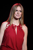 Heidi Klum, 2-11-10, Photo By John Barrett/PHOTOlink
