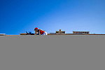 DEL MAR,CA-AUG 18: Prince Earl, ridden by Geovanni Franco,wins the Del Mar Mile at Del Mar Race Track on August 18,2019 in Del Mar,California. Kaz Ishida/Eclipse Sportswire/CSM