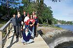 Thomas, Cyndy, Brian, Scott, Larry, Jodi, Kris, Shay & Gitte