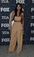 2020 FOX WINTER TCA: THE MASKED SINGER panelist Nicole Scherzinger arrives at the FOX WINTER TCA ALL-STAR PARTY during the 2020 FOX WINTER TCA at the Langham Hotel, Tuesday, Jan. 7 in Pasadena, CA. © 2020 Fox Media LLC. CR: Scott Kirkland/FOX/PictureGroup