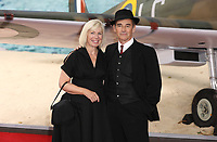 "Mark Rylance & Claire van Kampen<br /> at the ""Dunkirk"" World Premiere at Odeon Leicester Square, London. <br /> <br /> <br /> ©Ash Knotek  D3289  13/07/2017"
