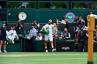 Matteo Berrettini (Ita)<br /> London 11/07/2021 Wimbledon <br /> Tennis Grande Slam 2021<br /> Photo Antonie Couvercelle / Panoramic / Insidefoto <br /> ITALY ONLY