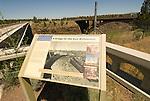 Peter Skene Ogden State Park and Crooked River Gorge on highway 97, Central Oregon