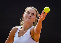 Rotterdam, Netherlands, August21, 2017, Rotterdam Open, Liv Geurts (NED)<br /> Photo: Tennisimages/Henk Koster