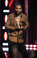 """HOLLYWOOD, CA - MAY 27: French Montana attends the 2021 """"iHeartRadio Music Awards"""" airing live from The Dolby Theatre in Los Angeles, Thursday, May 27 (8:00-10:00 PM ET live / PT tape-delayed) on FOX.  (Photo by Frank Micelotta/FOX/PictureGroup)"""