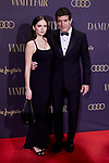 Antonio Banderas and Stella del Carmen Banderas attends to Vanity Fair 'Person of the Year 2019' Award at Teatro Real in Madrid, Spain.