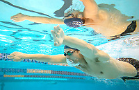 Swimming NZ High Performance Camp, Underwater shots. Millennium Institute of Sport, Auckland, Friday 18 December 2020. Photo: Simon Watts/www.bwmedia.co.nz