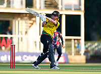 Miles Hammond hits out for Gloucestershire during Kent Spitfires vs Gloucestershire, Vitality Blast T20 Cricket at The Spitfire Ground on 13th June 2021