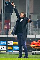 inter-juventus - Milano 17 gennaio 2021 - 18° giornata serie A - nella foto: conte antonio