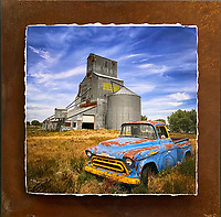 Hi-Line Chevy - Mixed Media - Montana<br />