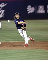 Nik McClaughry - 2021 Arizona Wildcats (Bill Mitchell)