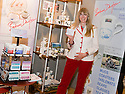 Falkirk Business Exhibition 2011<br /> Barbara Davidson Pottery.