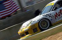 #22  Alex Job Racing  Porsche  class: GT