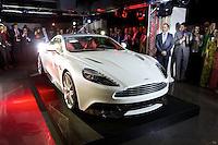 Aston Martin for London Magazine
