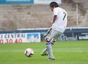 Raith Rovers' Joe Cardle scores their fourth goal.