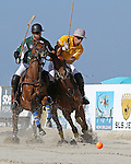 April 27, 2014:  The 10th Anniversary of the   Miami Beach Polo World Cup. Six men's and women's teams representing polo playing nations from around the world fight impressive battles in the 4 day event.  Miami Beach, FL Liz Lamont/ESW/CSM