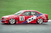 British Touring Car Championship. #77 Matt Neal (GBR). Team Dynamics. BMW 318i.
