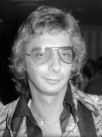 Barry Manilow 1978<br /> Photo By Adam Scull/PHOTOlink/MediaPunch