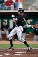 Bobby Borchering - Missoula Osprey (2009 Pioneer League)..Photo by:  Bill Mitchell/Four Seam Images..