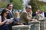 April 10, 2015: Keeneland.   Candice Chavez/ESW/CSM