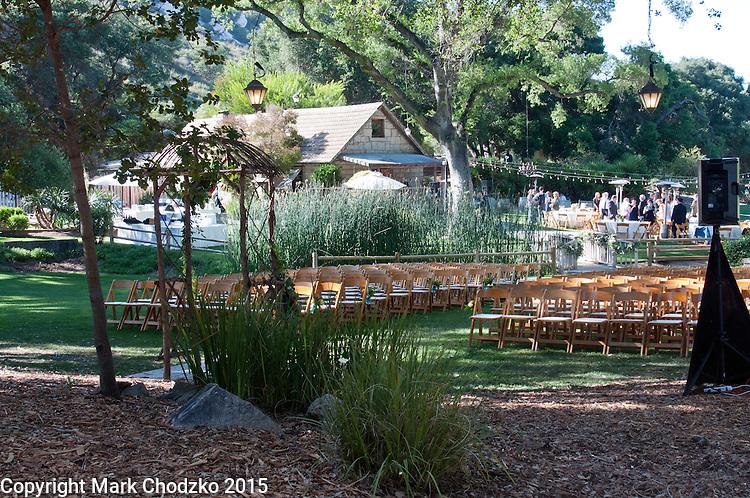 Josh & Lauren Carlton wedding at the Temecula Creek Inn.