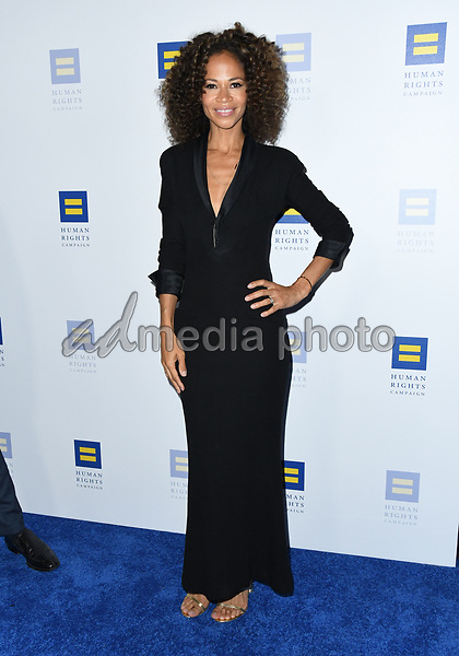10 March 2018 - Los Angeles, California - Sherri Saum. The Human Rights Campaign 2018 Los Angeles Dinner held at JW Marriott LA Live. Photo Credit: Birdie Thompson/AdMedia
