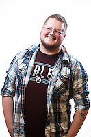 """Danny Ashton Earll, from """"A Face For Every Name: Transgender in Alaska"""" story for the Anchorage Press."""
