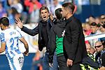 CD Leganes' coach Mauricio Pellegrino during La Liga match. November 3,2018. (ALTERPHOTOS/Acero)