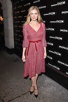 Donna Ward<br /> at the opening of the 'Innovation by Space NK' store on Regent's Street, London.<br /> <br /> <br /> ©Ash Knotek  D3196  10/11/2016