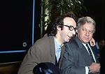 PAOLO VILLAGGIO CON ROBERTO BENIGNI<br /> ROMA 1982