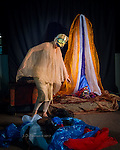 Pash Galbavy - Inside Out Climate Care Mask Performance