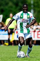 LEEK - Voetbal, Pelikaan S - FC Groningen , voorbereiding seizoen 2021-2022, oefenduel, 03-07-2021, FC Groningen speler Azor Matusiwa