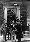 """10 Downing Street with Ron Bennett and White House Press, Photojournalism, Photojournalist, News, sports, features, Hollywood, White House, """"Photography is art at the speed of light""""<br /> Anonymous photographer,<br /> Political,  """"Photography is art at the speed of light""""<br /> Anonymous photographer,<br /> collecting, editing, presenting news photographs, Photojournalism provides visual support for stories mainly in the print media,  Commercial photography's main focus is to sell a product or service, Fine Art photography are photographs that are created to fulfill the creative vision of the photographer,"""