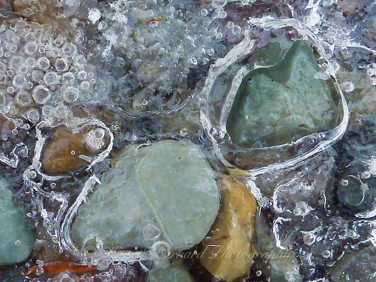 """RIVER ROCKS ON ICE""<br />