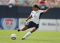 Shannon Boxx, USA vs China, 2004.