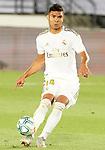 Real Madrid's Carlos Henrique Casemiro during La Liga match. July 2,2020. (ALTERPHOTOS/Acero)