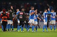 Napoli dejection<br /> Napoli 09-11-2019 Stadio San Paolo <br /> Football Serie A 2019/2020 <br /> SSC Napoli - Genoa CFC<br /> Photo Cesare Purini / Insidefoto