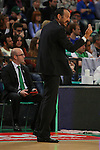 League ENDESA 2015-2016-Game: 29.<br /> FIATC Joventut vs Dominion Bilbao Basket: 73-92.<br /> Salva Maldonado.